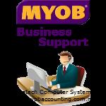 myob busines support